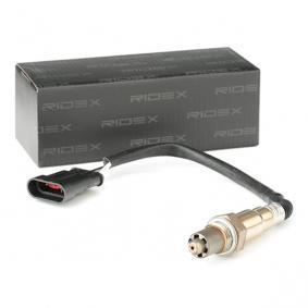 PUNTO (188) RIDEX Lambda sensor 3922L0007