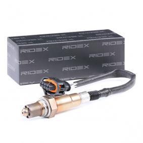 RIDEX 3922L0021 Lambdasonde OEM - 855351 GMC, OPEL, SAAB, VAUXHALL, HOLDER, FACET, GENERAL MOTORS, PLYMOUTH, EPS, KW, DIPASPORT günstig