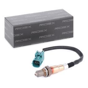 Note (E11, NE11) RIDEX Lambda Sensor 3922L0035