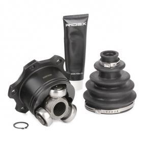 RIDEX 5J0167 Gelenksatz, Antriebswelle OEM - 3B0498103B AUDI, SEAT, SKODA, VW, VAG günstig