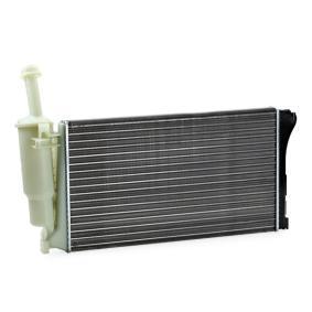 PANDA (169) RIDEX Radiator engine cooling 470R0270