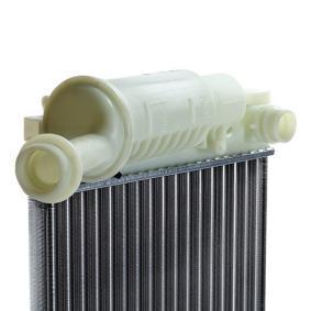 RIDEX Radiator 470R0270