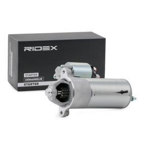 1644028 für FORD, Starter RIDEX (2S0028) Online-Shop