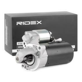 3 Touring (E91) RIDEX Motor Anlasser 2S0045
