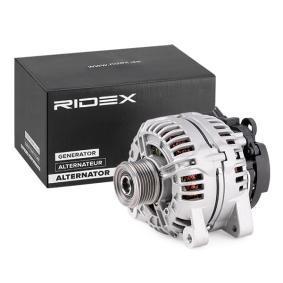 RIDEX 4G0047 Generator OEM - 5702E3 CITROËN, PEUGEOT, CITROËN/PEUGEOT, INA, ERA, LUCAS ENGINE DRIVE, GFQ - GF Quality günstig