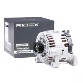 1 Schrägheck (E87) RIDEX Startergenerator 4G0066