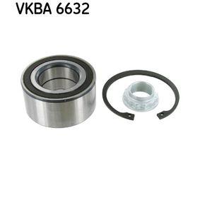 SKF VKBA 6632 Radlagersatz OEM - 33416762321 BMW, MINI, A.B.S. günstig