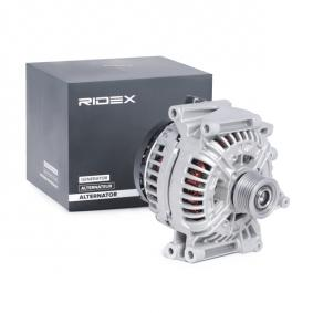 0121549802 für MERCEDES-BENZ, SMART, Generator RIDEX (4G0075) Online-Shop
