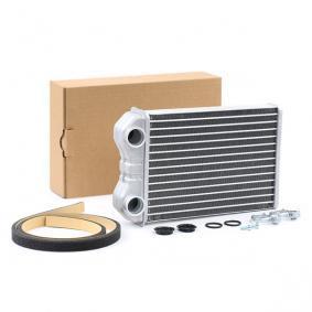 64111497527 für BMW, VOLVO, MINI, Wärmetauscher, Innenraumheizung RIDEX (467H0082) Online-Shop