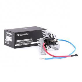 A2108700210 für MERCEDES-BENZ, Steuergerät, Heizung / Lüftung RIDEX (1385C0016) Online-Shop