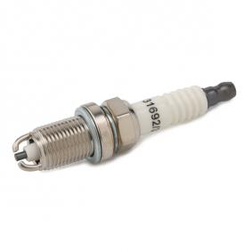 RIDEX 686S0007 Запалителна свещ OEM - 12129064617 BMW, MAZDA, MINI, BMW (BRILLIANCE), NPS евтино