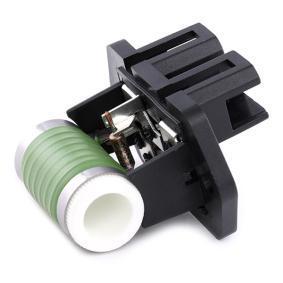 RIDEX Blower motor resistor 1385C0096