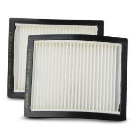 RIDEX Filtro aire habitáculo 424I0377
