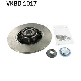 SKF VKBD 1017
