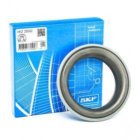Anti-Friction Bearing, suspension strut support mounting SKF Art.No - VKD 35002 OEM: 503563 for PEUGEOT, RENAULT, CITROЁN, VOLVO, KIA buy