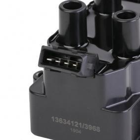 RIDEX Запалителна бобина (689C0300)