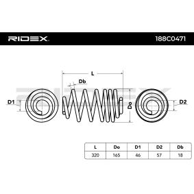 RIDEX 188C0471 günstig