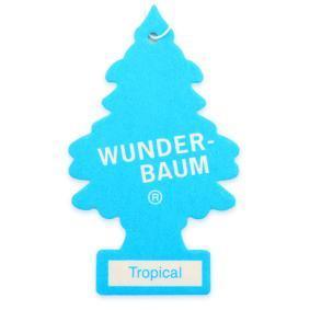 Ilmanraikastin autoihin Wunder-Baum-merkiltä - halvalla