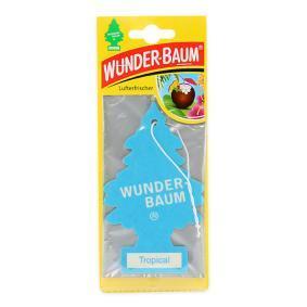 Αποσμητικό χώρου για αυτοκίνητα της Wunder-Baum: παραγγείλτε ηλεκτρονικά