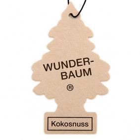 Luchtverfrisser voor auto van Wunder-Baum: voordelig geprijsd