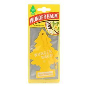 Wunder-Baum Légfrissítő gépkocsikhoz: rendeljen online