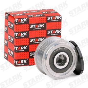 77364082 für FORD, FIAT, PEUGEOT, CITROЁN, ALFA ROMEO, Generatorfreilauf STARK (SKFC-1210064) Online-Shop