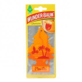 Ароматизатор за автомобили от Wunder-Baum: поръчай онлайн