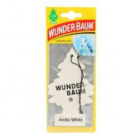 Deodorant pentru mașini de la Wunder-Baum: comandați online