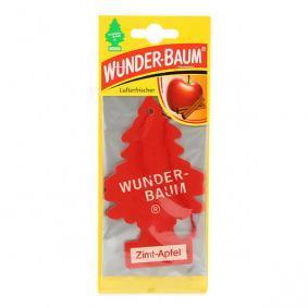 Ilmanraikastin autoihin Wunder-Baum-merkiltä: tilaa netistä