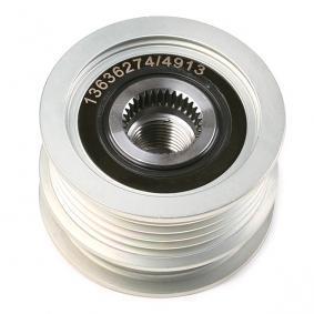 RIDEX RENAULT CLIO Freilauf Lichtmaschine (1390F0083)