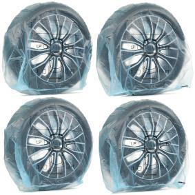 Set obalů na pneumatiky pro auta od MAMMOOTH: objednejte si online
