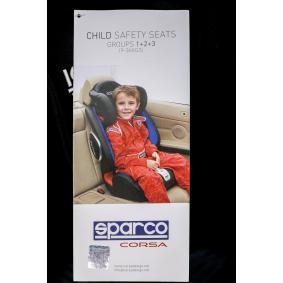 SPARCO Asiento infantil 1000KIG123GR en oferta