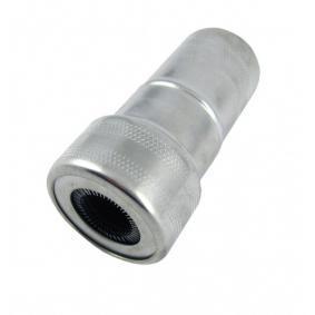 Escova de arame, limpeza dos bornes da bateria de CARCOMMERCE 42404 24 horas