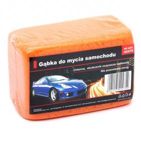 Houby na čištění auta pro auta od CARCOMMERCE: objednejte si online