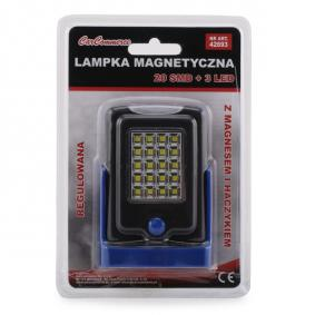 Hand lamps CARCOMMERCE of original quality