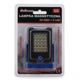 Handlampor CARCOMMERCE i originalkvalite