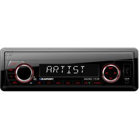 Stark reduziert: BLAUPUNKT Auto-Stereoanlage 2 001 017 123 472