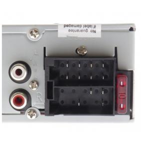 PKW Auto-Stereoanlage 2 001 017 123 467