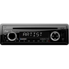 Stereo pro auta od BLAUPUNKT: objednejte si online