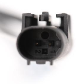 412W0325 Wheel speed sensor RIDEX for FIAT PUNTO 1.2 16V 80 (188.233, .235, .253, .255, .333, .353, .639,... 80 HP at low price