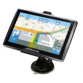 Navigaattori autoihin VORDON-merkiltä: tilaa netistä