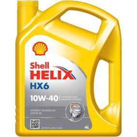 SHELL Art. Nr.: 550039689/4 Auto Öl PIAGGIO