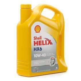 Olio motore SHELL 550039689/4 comprare