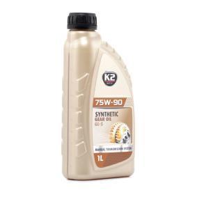K2 Axle gear oil (O5561S)