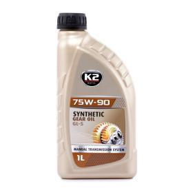 Växellådeolja | K2 Artikelnummer: O5561S