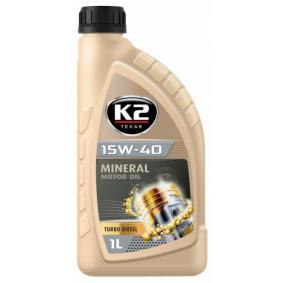 O14D0001 Motorenöl von K2 hochwertige Ersatzteile