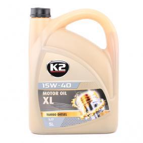 O14D0005 Motorenöl von K2 hochwertige Ersatzteile