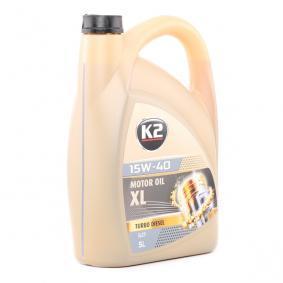 Olio motore per auto K2 (O14D0005) ad un prezzo basso
