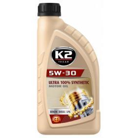 O33V0001 Двигателно масло от K2 оригинално качество