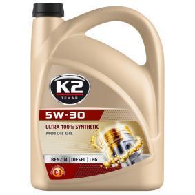 K2 Auto Öl, Art. Nr.: O33V0005 online
